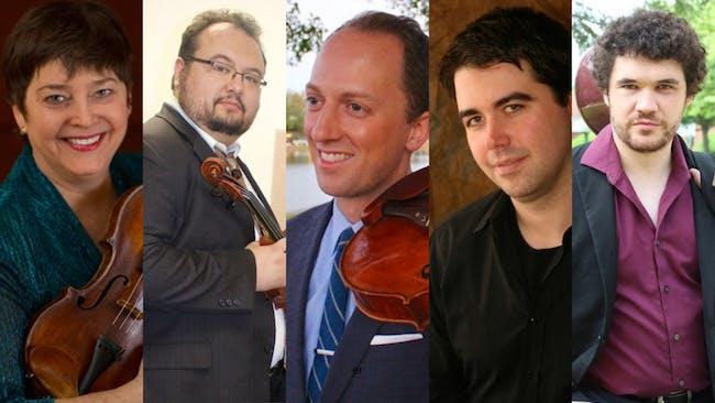 Serafin String Ensemble Winter Selections