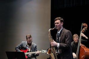 Brian Seyler Quartet, Diamond/Bach/Sutton