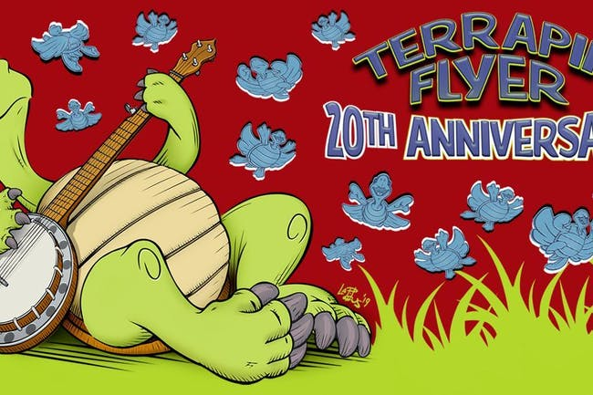 Terrapin Flyer (20th Anniversary Tour) and the music of The Grateful Dead