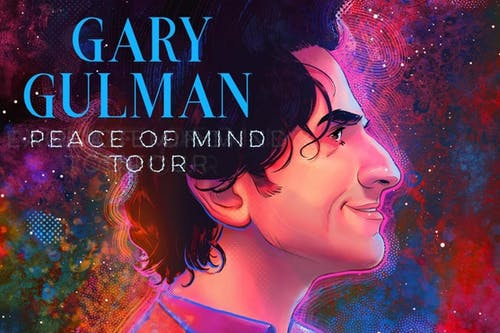 Gary Gulman: Peace of Mind
