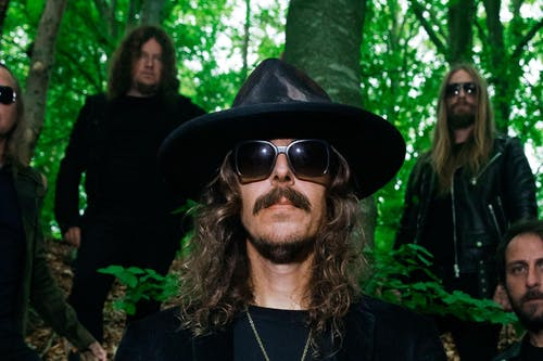 Opeth: In Cauda Venenum North American Tour