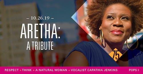 Pops I - Aretha: A Tribute