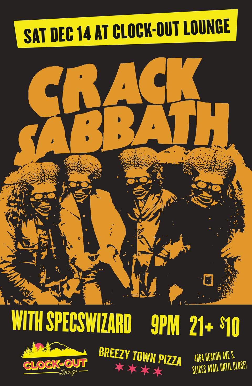 Crack Sabbath
