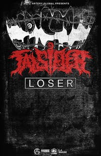 Falsifier, Loser, + Locals at Lookout Lounge