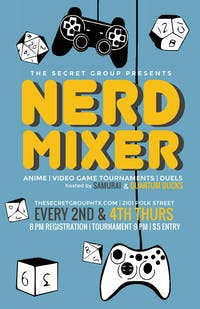 Nerd Mixer