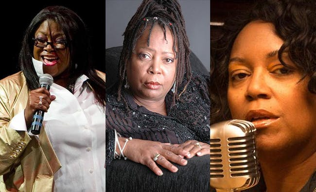 What a Woman Knows with Ginger Commodore, Debbie Duncan and Yolande Bruce
