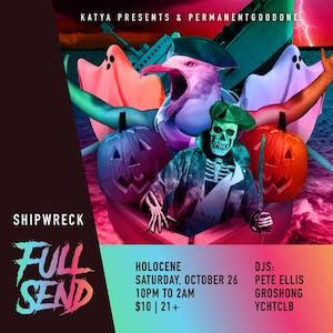 Full Send: Shipwreck Edition