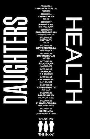 Daughters, HEALTH