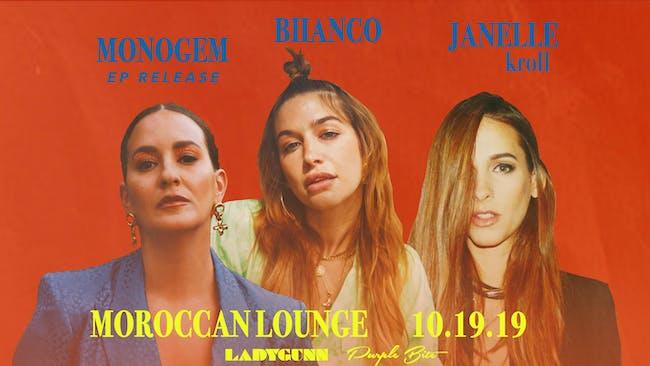 Monogem (EP Release) / BIIANCO / Janelle Kroll