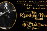 Robert Johnson SA Sessions starring The Keeshea Pratt Band