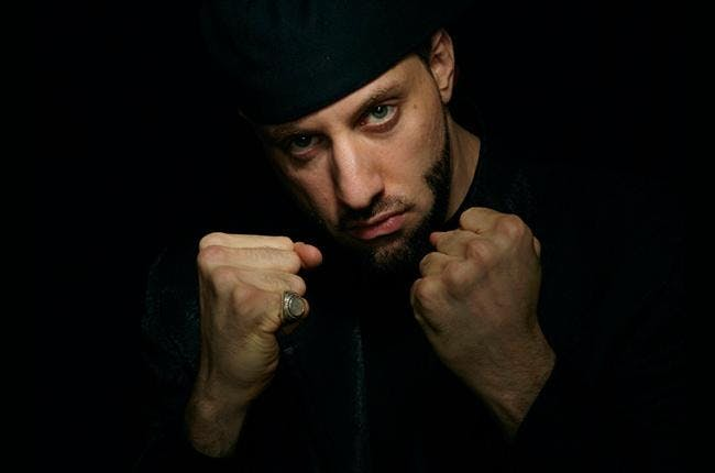 R.A. The Rugged Man at The Funhouse