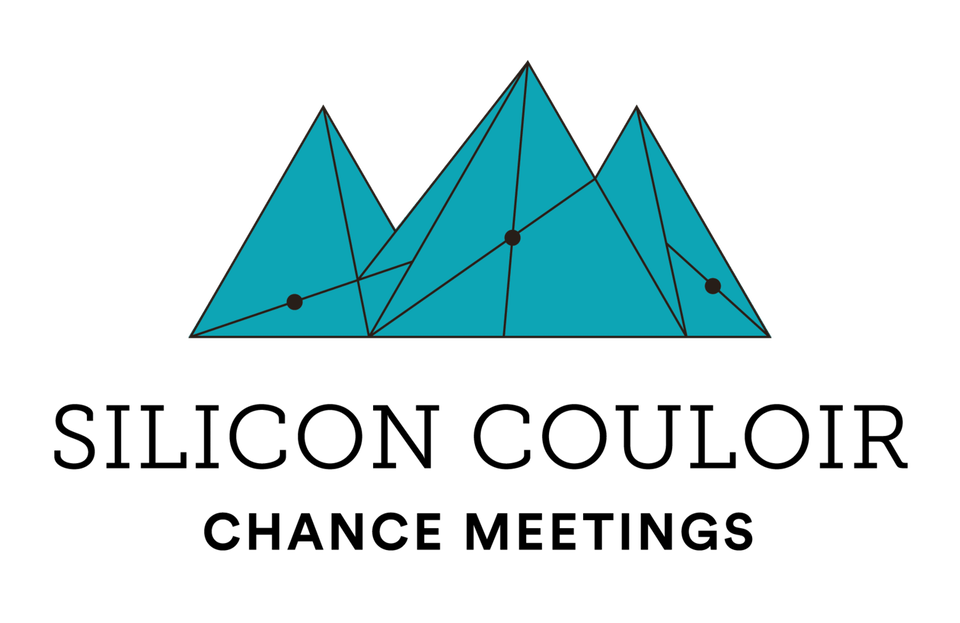 Silicon Couloir Chance Meeting
