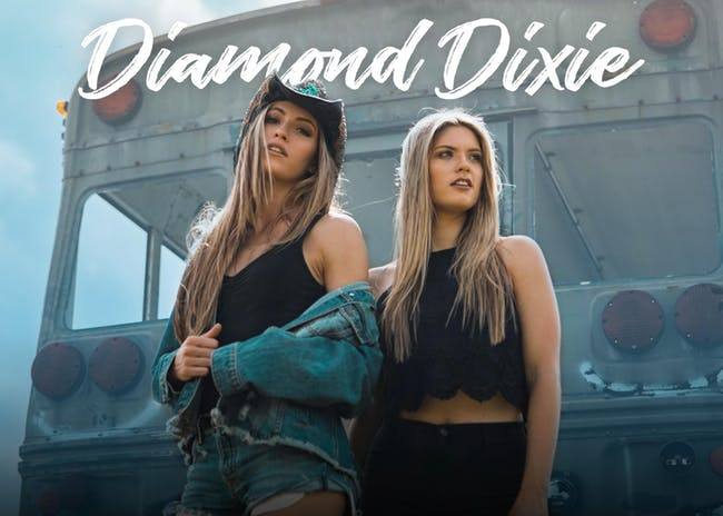 CANCELLED | Diamond Dixie - Country Duo