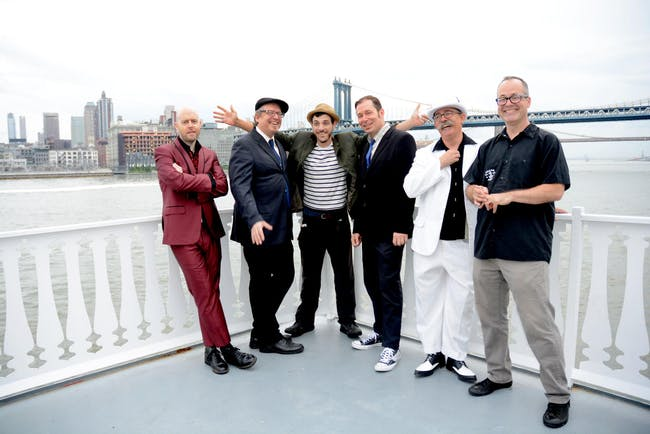 The Slackers with Soul Ska, Viernes 13 + more