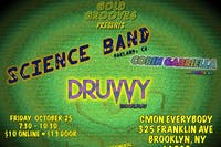 Science Band, Druvvy, Corin Gabriella