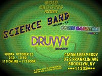 Science Band, Druvvy, Corin Gabriella