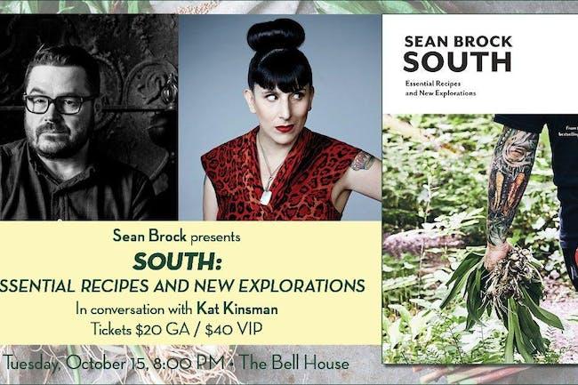 Sean Brock presents South: Essential Recipes and New Explorations