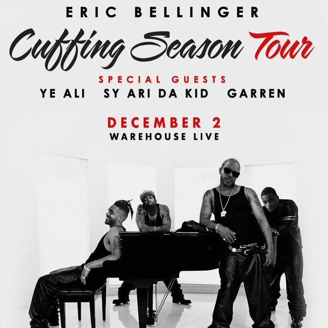 ERIC BELLINGER - CUFFING SEASON TOUR