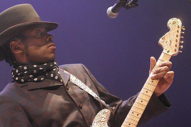 "Jesse Johnson (The Time, Prince) - 35 Years of Purple Rain & ""Jungle Love"""
