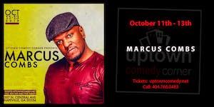 Comedian Marcus Combs
