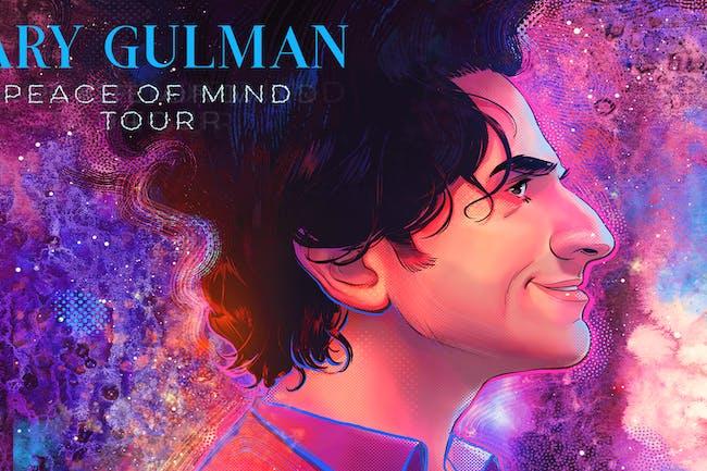POSTPONED: Gary Gulman - Peace of Mind Tour