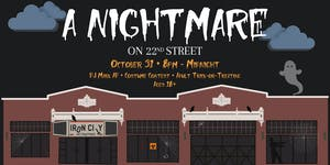 A Nightmare on 22nd Street