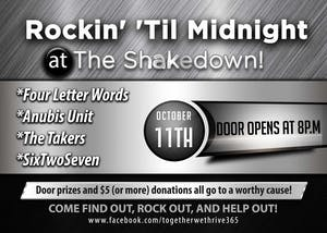 Rockin' At Midnight - Charity Event To Help Fight Homelessness