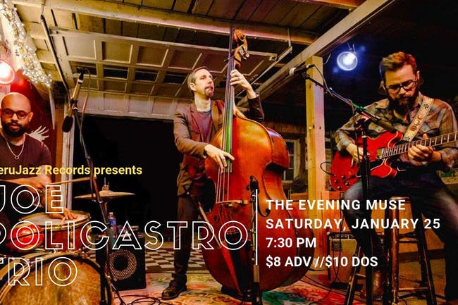 Joe Policastro Trio (Chicago Jazz)