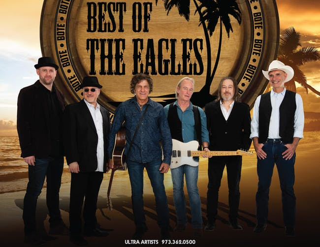The Best of the Eagles - SOLD OUT!