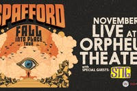 Spafford Fall Into Place Tour