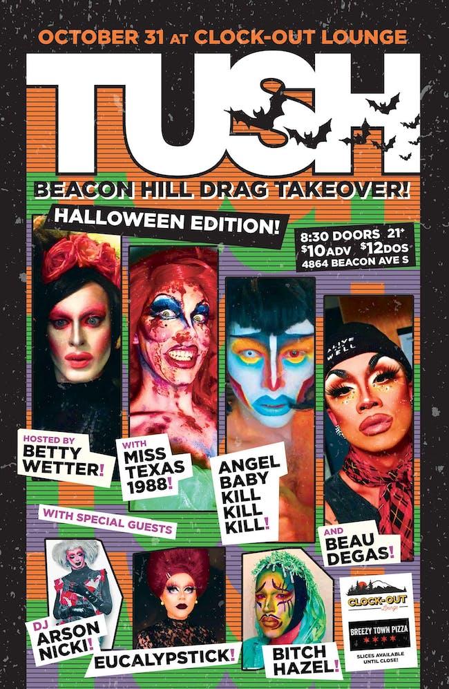 Tush! Halloween Edition!