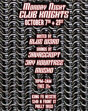 Monday Night Club Knights