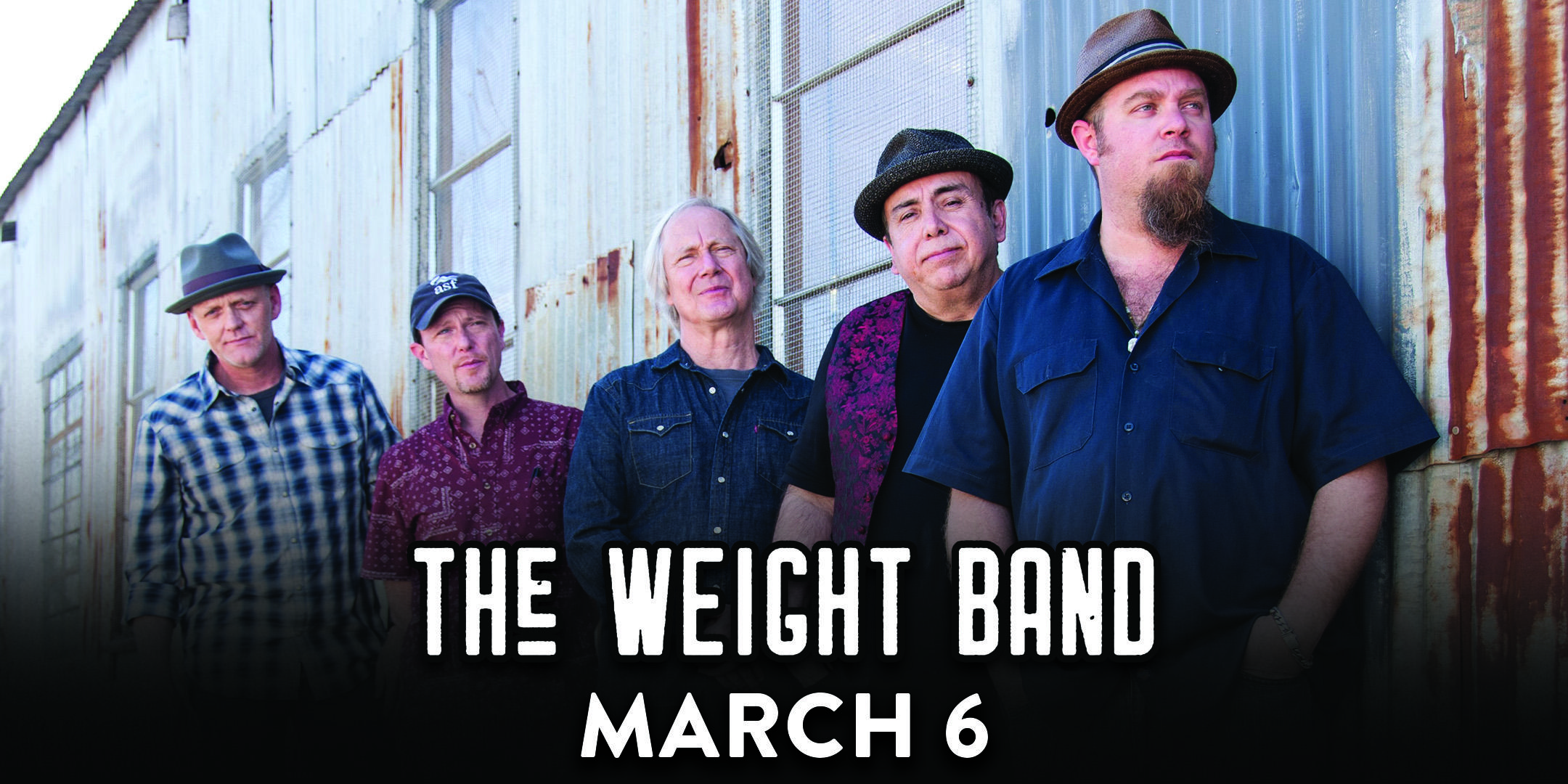 The Weight Band feat. members of The Band and Levon Helm Band