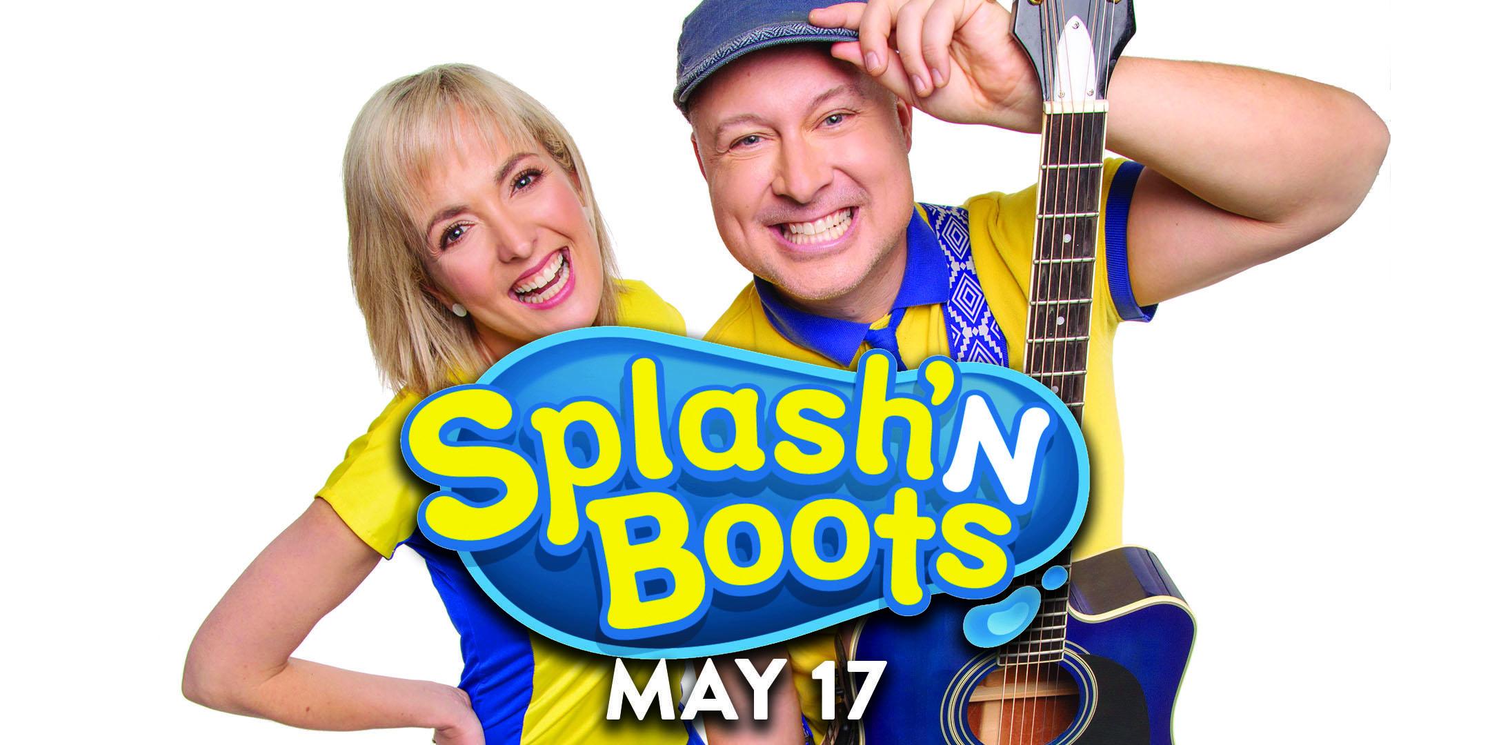 Splash N' Boots Kids Concert!