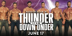 Thunder From Down Under (9:30 Show)