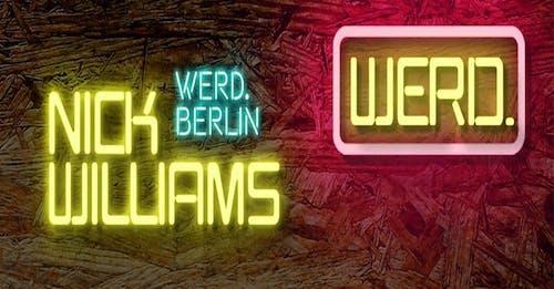 WERD. | Nick Williams