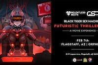 BTSM Futuristic Thriller Tour - Flagstaff