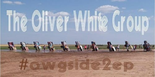 Oliver White Group with Jo James