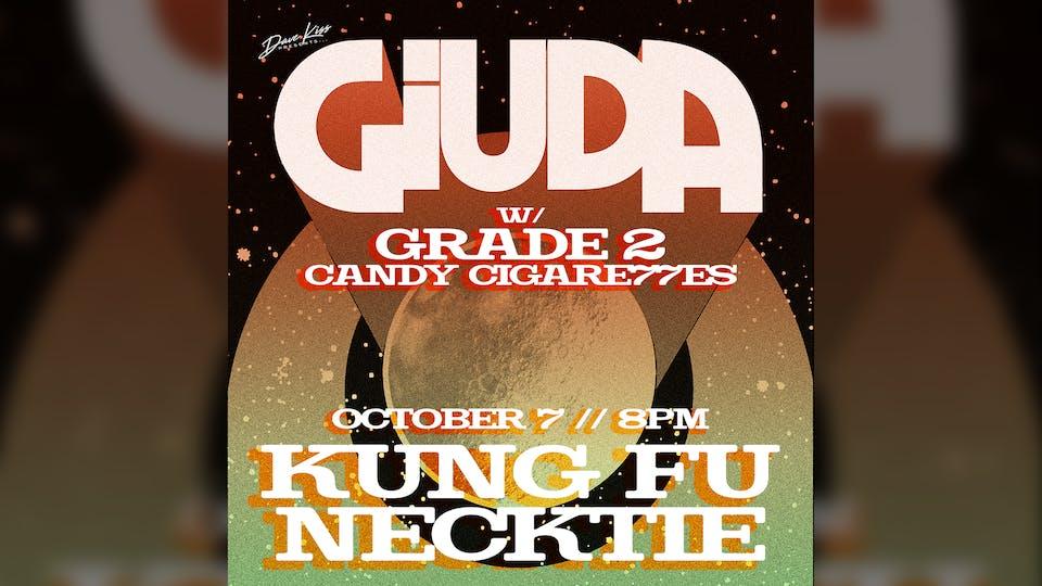 Giuda ~ Grade 2 ~ Candy Cigare77es ~ Born Losers DJing