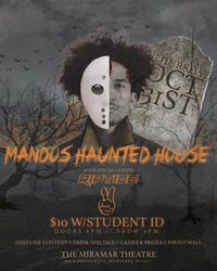 Mandos Haunted House