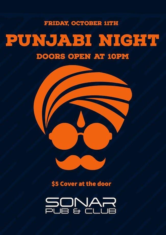 Punjabi Party Friday October 11th, 10pm!