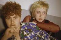 Girlpool, Bacchae, Peach Face