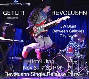 Revolushn, JW Blunt, Between Galaxies, City North