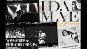 Chasing Lights Tour - Ida Mae w/s/g Logan Ledger
