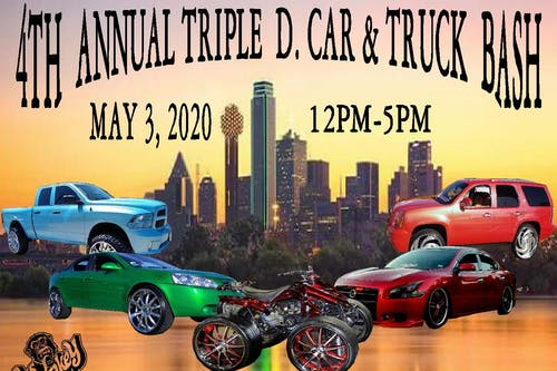 4th Annual Triple D. Car & Truck Bash