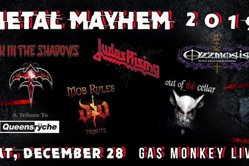 Metal Mayhem 2019