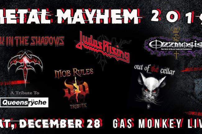Metal Mayhem 2019