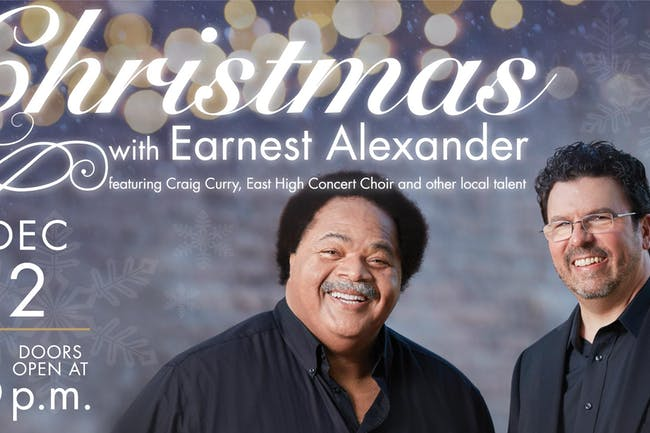Christmas with Earnest Alexander