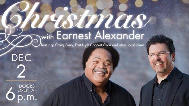 Christmas with Earnest Alexander