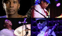 Vernon Reid's Band of Gypsys Revisited Band